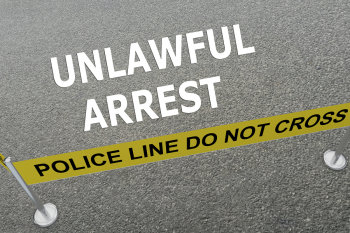 Unlawful Arrest Concept